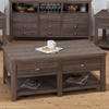 Falmouth Cocktail Table - Weathered Gray - JOFR-535-1