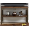 Barrington Sofa/Media Table - Cherry - JOFR-536-4