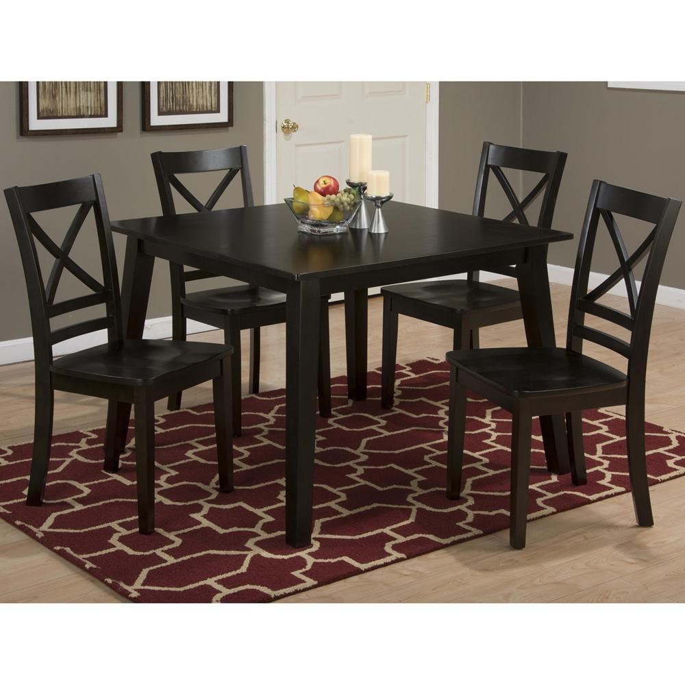 Simplicity Square Dining Table Espresso