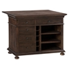 Geneva Hills Drop Leaf Kitchen Island - JOFR-678-48