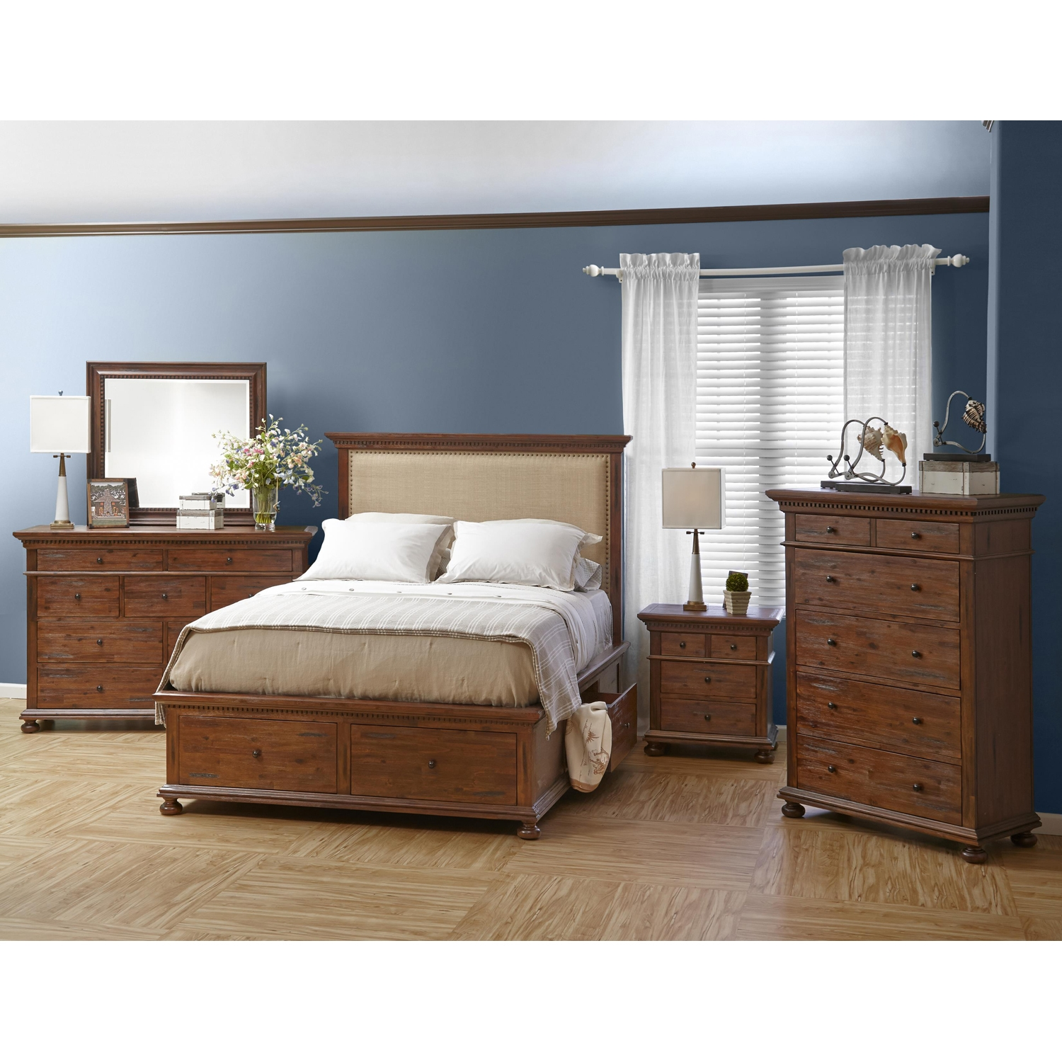 Geneva Hills 5-Drawer Chest - JOFR-680-30