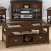 Bellingham Cocktail Table - Brown - JOFR-709-1