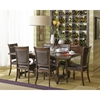 Grand Havana 7 Pieces Dining Set - Rich Tobacco - JOFR-723-78-785KD-SET