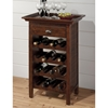 Urban Lodge Wine Rack - Brown - JOFR-730-12