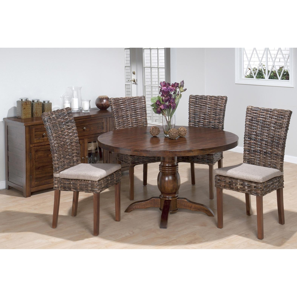 Urban Lodge Rattan Dining Chair Brown Jofr 733 401