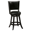 Aaron Pub Stool - Upholstered Seat and Back, Swivel - JOFR-815-BSS565KD