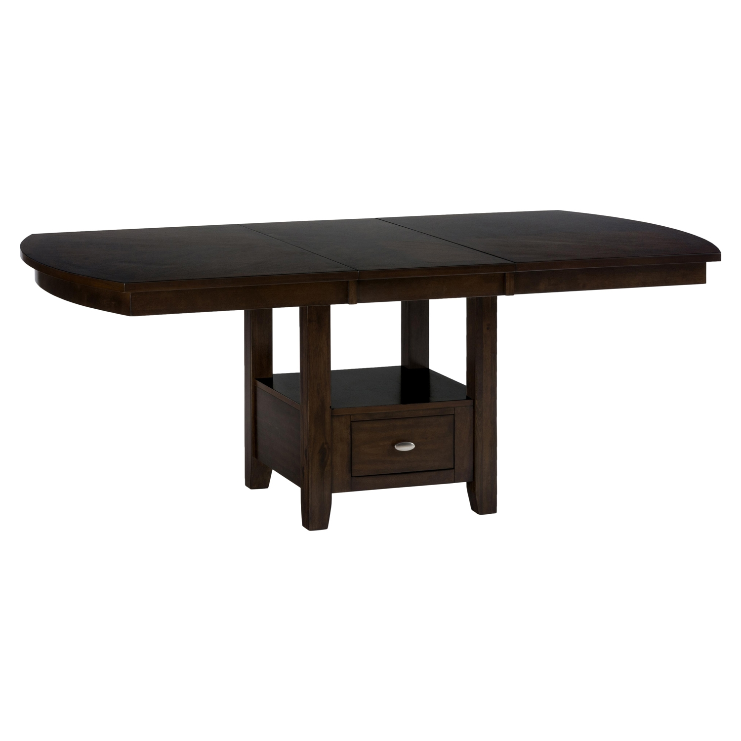 Mirandela High/Low Dining Table with Storage Base - JOFR-836-78TBKT
