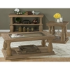Big Sur Cocktail Table - Driftwood Brown - JOFR-919-1