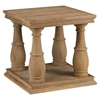 Big Sur End Table - Driftwood Brown - JOFR-919-3
