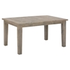 Slater Mill Rectangle Dining Table - Brown - JOFR-941-72