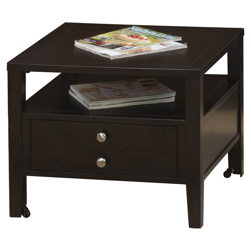 Hamilton Bunching Cocktail Table Espresso Dcg Stores