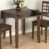 Caleb Drop Leaf Table - Terra Tiles, Brown - JOFR-976-30