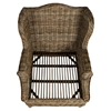 Beachcomber Kubu Rattan Accent Chair - JOFR-BEACHCOMBER-CH-KUBU