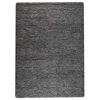Ceres Hand Woven Wool Rug in Dark Grey - KMAT-2006-DARK-GREY
