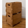 Sustainable Legal File Cart - LEG-FCAO-120