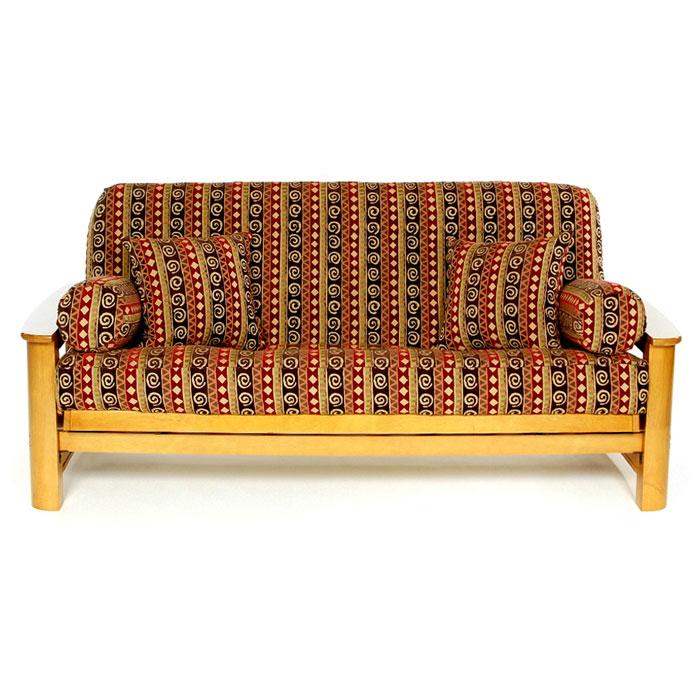 Chipotle Full Size Futon Cover Lsc H