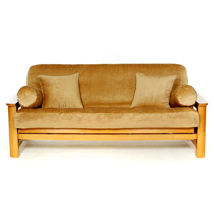 Gold Nugget Futon Cover - Full Size