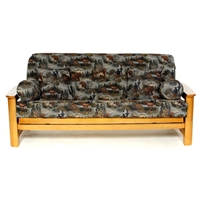 Gone Hunting Futon Cover