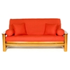 Orange Futon Cover - LSC-A-ORANGE