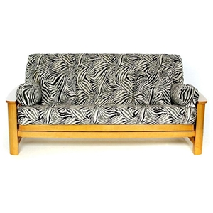 Safari Futon Cover