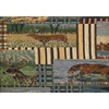 Wild Patch Futon Cover - Full Size - LSC-J-WILD-PATCH