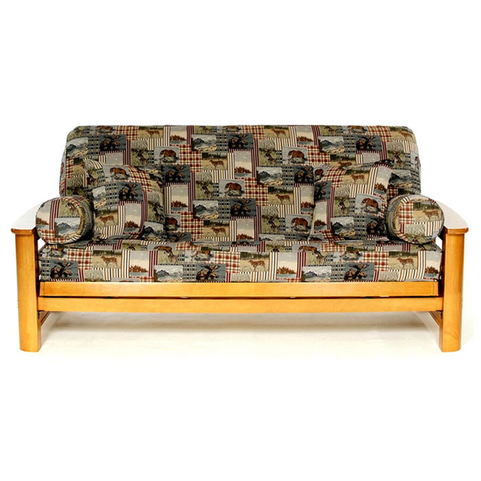 Wild Patch Futon Cover - LSC-J-WILD-PATCH