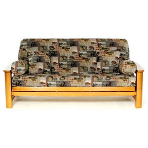 Wild Patch Futon Cover