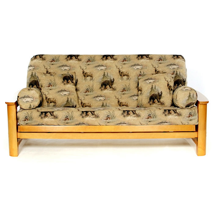 Woodlands Futon Cover Full Size Lsc J