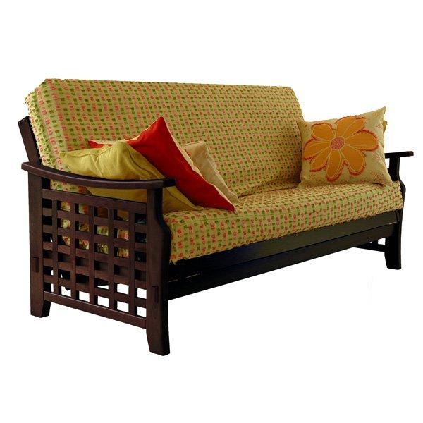manila  plete futon set modern futons   chic designer sofa beds  rh   dcgstores