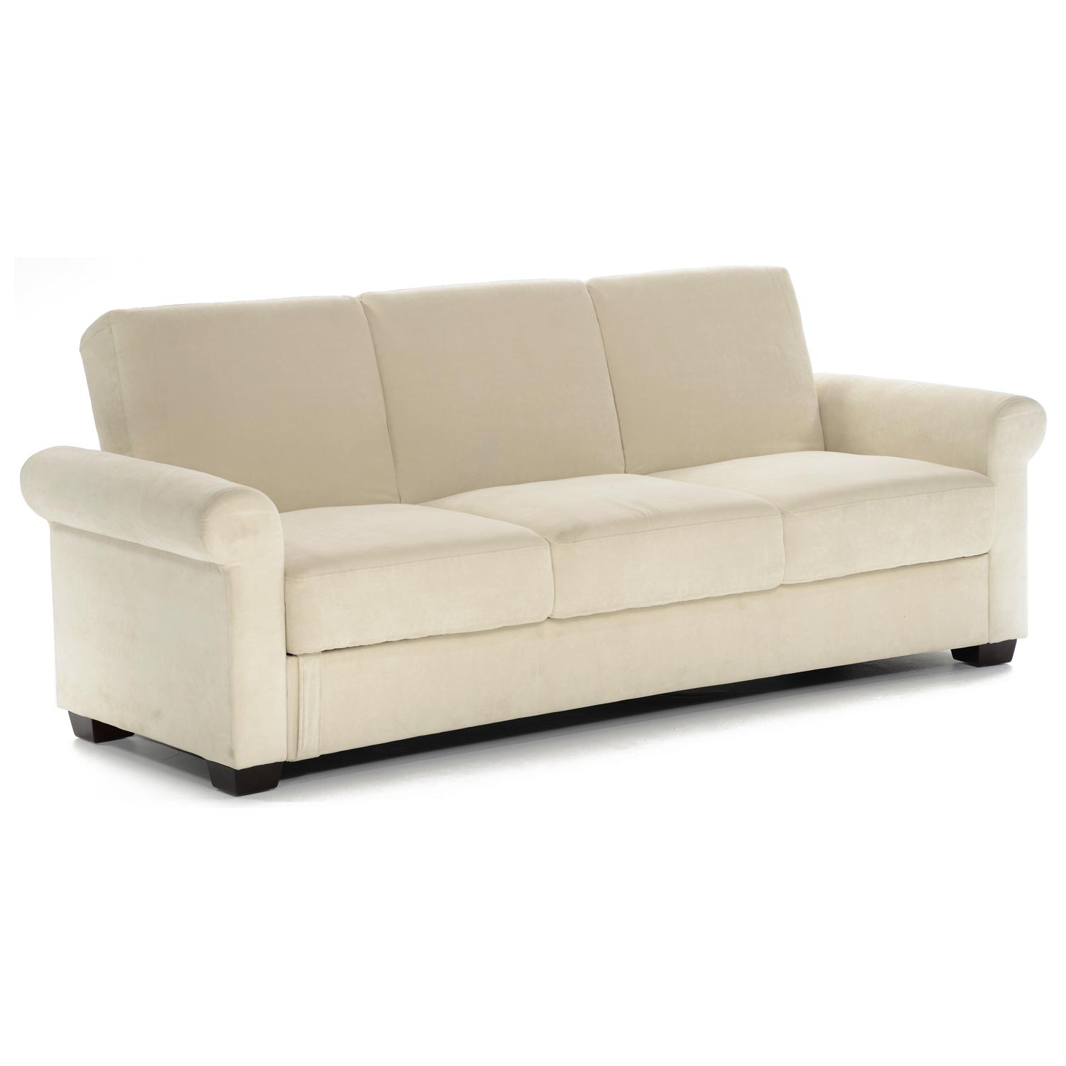Thomas Fabric Convertible Sofa   Storage, Light Brown   LSS SA TMS  ...