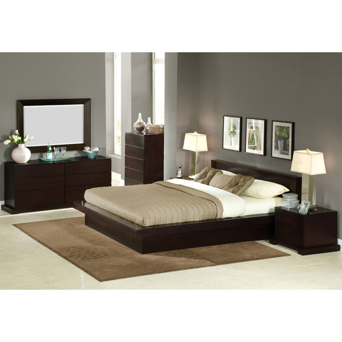 Zurich 5 piece bedroom set dcg stores for Home decor zurich
