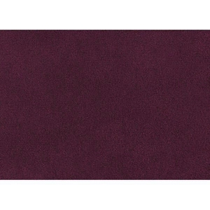 Luxury Burgundy Microfiber Futon Cover