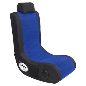 A44 Video Game Chair - Blue