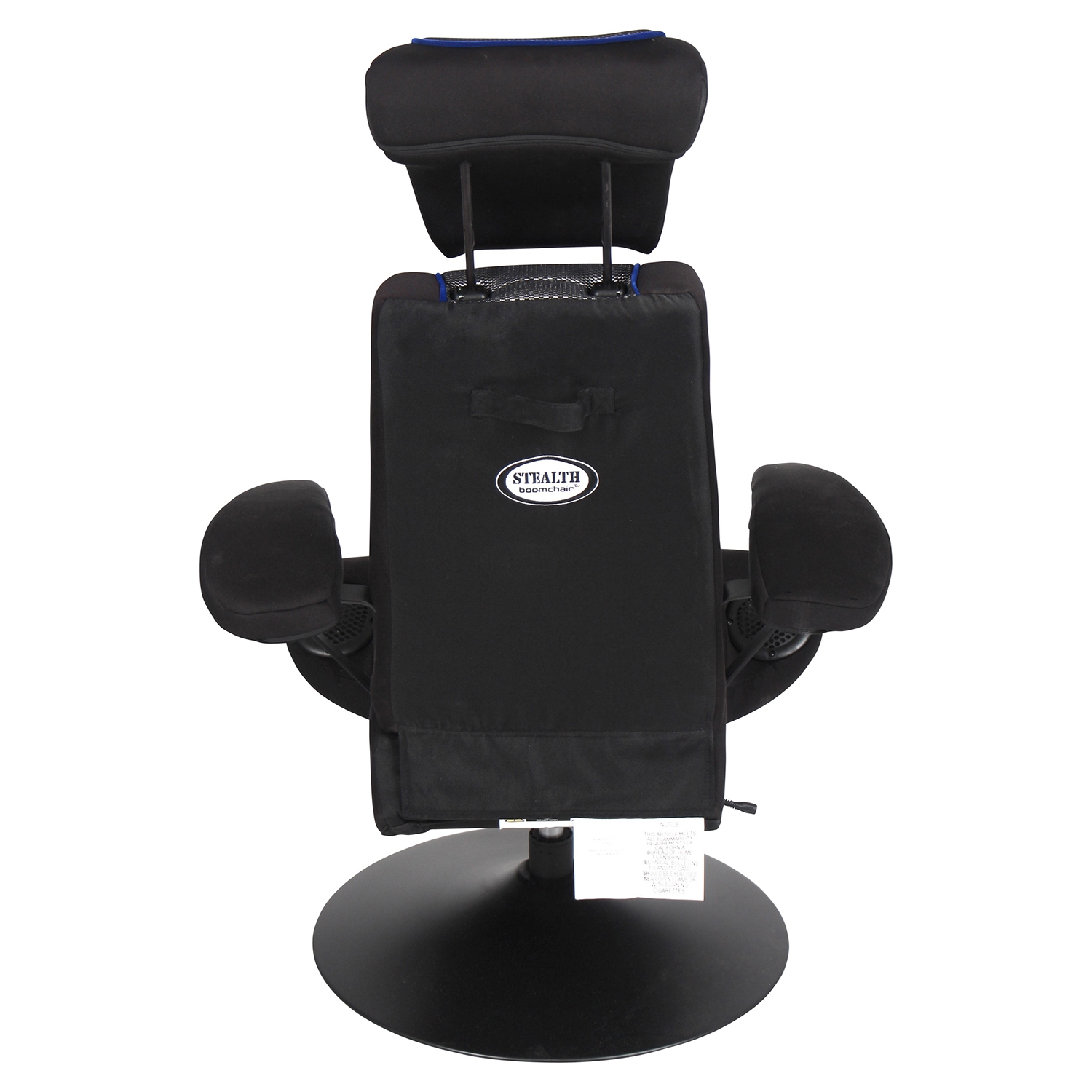 Stealth B2 Chair - Black, Gray - LMS-BM-STEALTH-B2