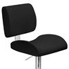 Locust Black Adjustable Height Swivel Bar Stool - LMS-BS-TW-LOCUST-BK
