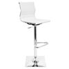 Outstanding Master Height Adjustable Barstool Swivel White Uwap Interior Chair Design Uwaporg