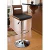 Viera Adjustable Height Bar Stool with 360 Degree Swivel - LMS-BS-JY-VIERA-WX