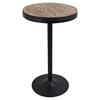 Dakota Adjustable Bar Table - LMS-BT-DAK-BK