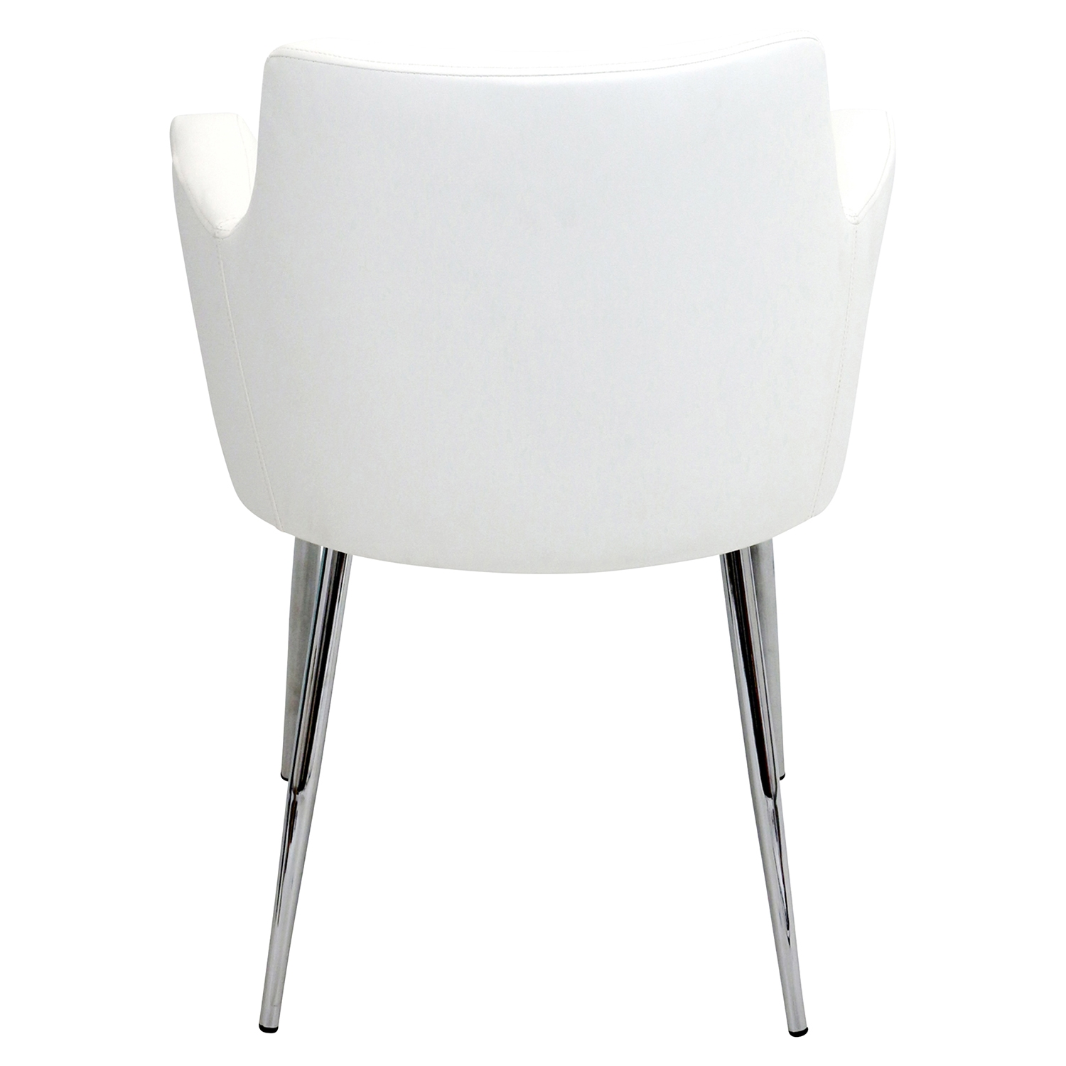 Andrew Dining Chair - White (Set of 2) - LMS-CH-ANDRW-W2