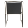 Cascade Stackable Dining Chair - Gray (Set of 2) - LMS-CH-CASC-GY2