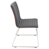 Mara Side Chair - Gray (Set of 2) - LMS-CH-MARA-WL-GY2