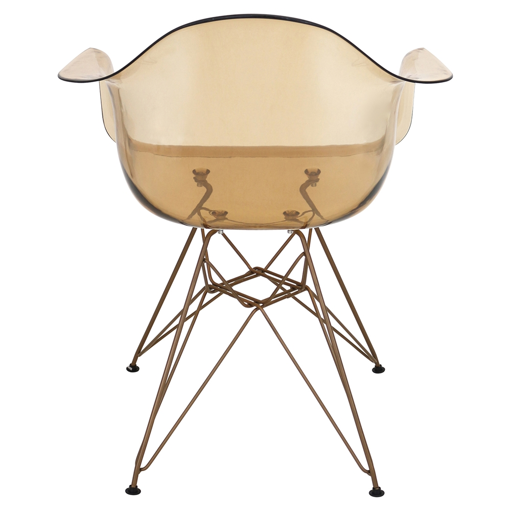 Neo Flair Chair - Amber, Copper