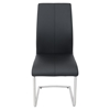 Berkeley Dining Chair - Black (Set of 2) - LMS-DC-BKLY-BK2