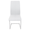 Berkeley Dining Chair - White (Set of 2) - LMS-DC-BKLY-W2
