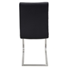 Foster Dining Chair - Black (Set of 2) - LMS-DC-FSTR-BK2