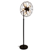 Ozzy Floor Lamp - Antique Finish - LMS-LS-L-OSCFLR-AN
