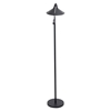 Paddy Floor Lamp - Black, Gold - LMS-LS-L-PADFL-BK