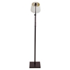 Piper Floor Lamp - Antique, Cream Shade - LMS-LS-L-PPR-AN-CR