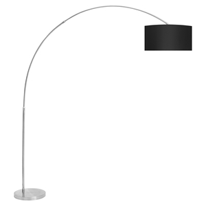 Salon Floor Lamp - Black