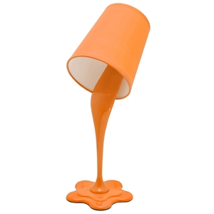 Woopsy Table Lamp - Orange